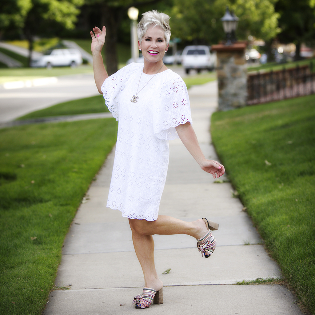 Fave Summer Dress - Chic Over 50