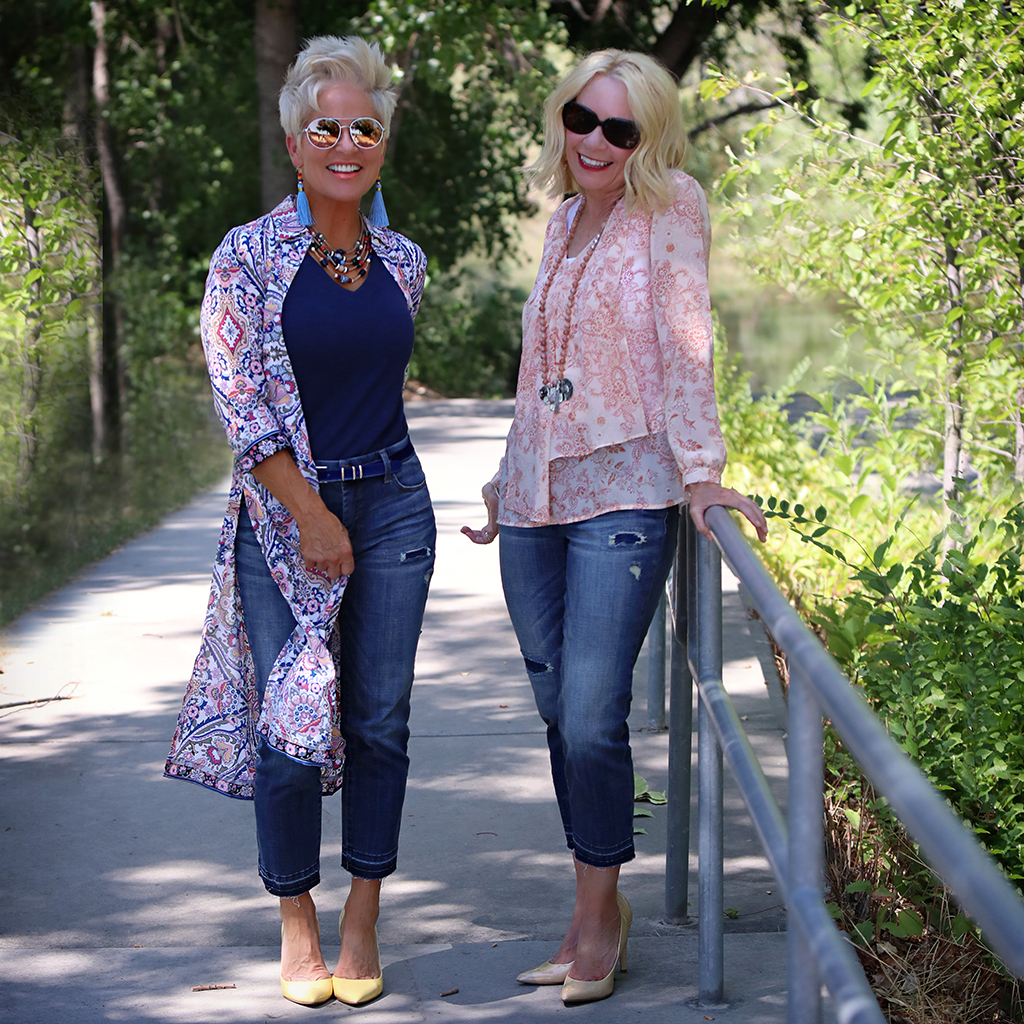 National Girlfriend Day With Chicos - Chic Over 50
